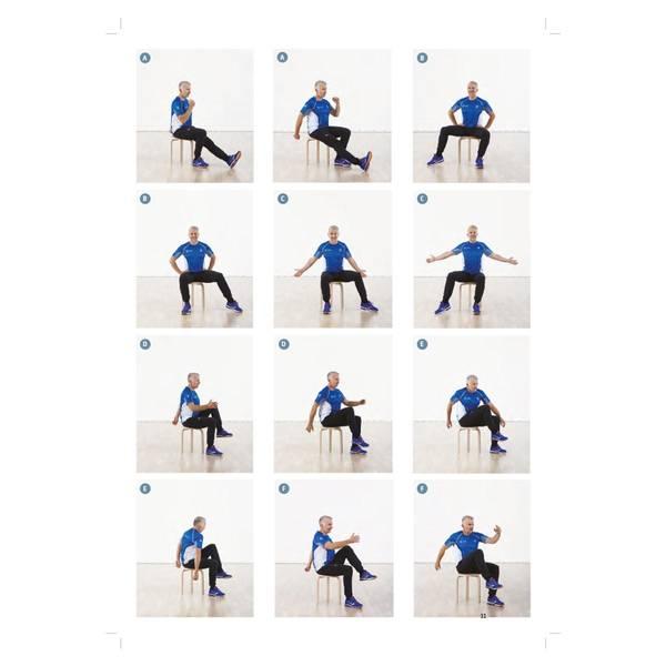 Bilde av Fysisk aktivitet nivå 1 NY VERSJON 2019 m/2 stk